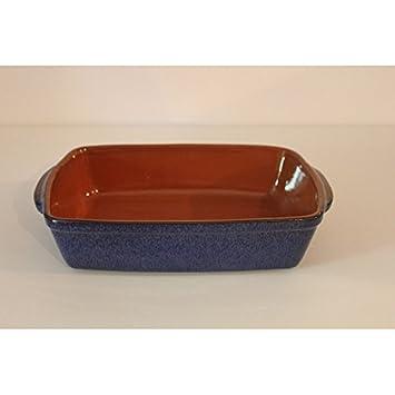 Hornear y Asar platos, forma rectangular antiadherente ...