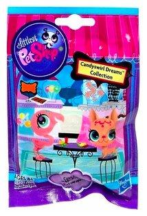 Littlest Pet Shop Candyswirl Dreams Blind Bag Mystery Figure Pack