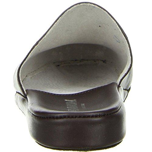 CASANOVA Herren Hausschuhe braun, Größe:41;Farbe:Braun