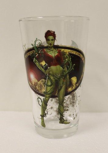 Batman Arkham Poison Ivy 16 oz. Toon Tumbler]()