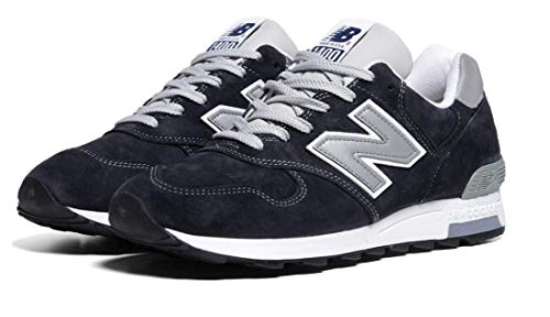 New Balance 1400 M1400NV J. Crew Men's Navy Blue Running Sneakers 8.5 US