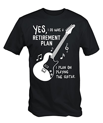 retiro guitarra Mi shirt t plan es de 1zxggqIwR