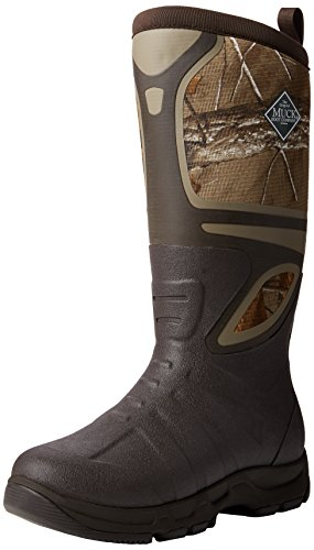 Multicolore da Scarpe Xtra Shadow Corsa Boots Pull Uomo Muck On Pursuit Realtree xTXYw6qz