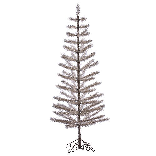 Vickerman Champagne Feather Tree Christmas (Tree Christmas Champagne Vickerman)