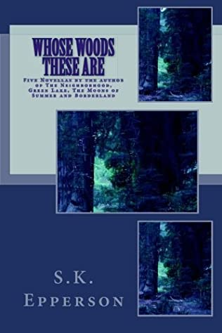 book cover of Whose Woods These Are