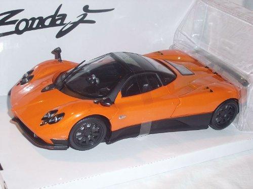 Mondo 1/18 Scale - 500925 Pagani Zonda F Orange black B002OBMSNK