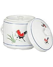Ciya Rooster Porcelain Steam Pot