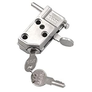High Quality Belwith Products 1253 Keyed Patio Door Lock