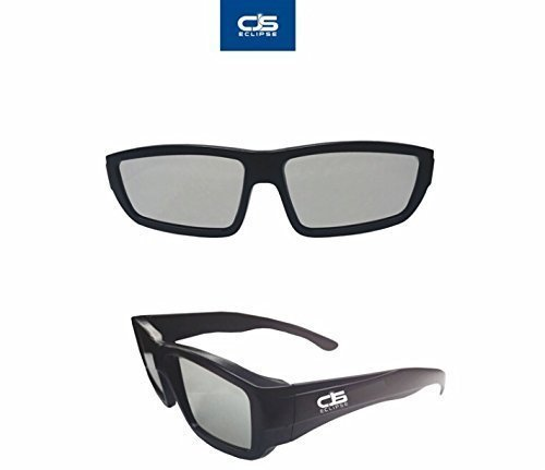 2 Pack Solar Eclipse Plastic Glasses   2 Pairs Of Glasses That Are Sun Safe  Made For Eclipse Viewing  Blocks Uv Ultraviolet Rays   Iso And Ce Certified   Fit Over Glasses And Goggles