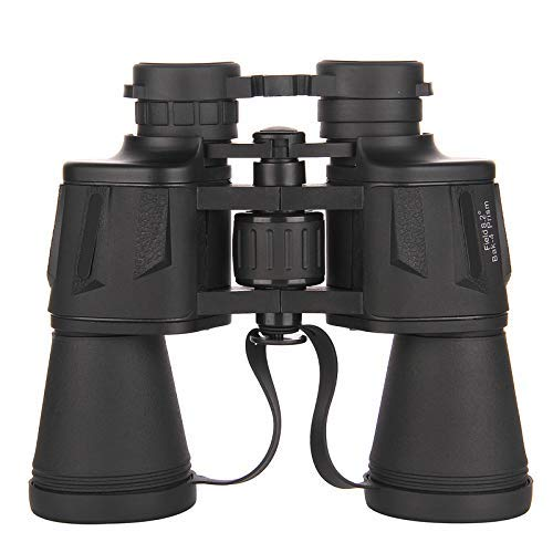 LANDVIEW 20x50 High Power Military Binoculars, HD Professional/Daily Waterproof Binoculars Telescope for Outdoor Hunting, Bird Watching, Traveling, Sightseeing Fit for Adults and Kids (20X50)