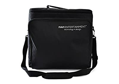 FAVI Entertainment Portable/Mini Projector Carrier Bag (FE-SM-BAG-BL)
