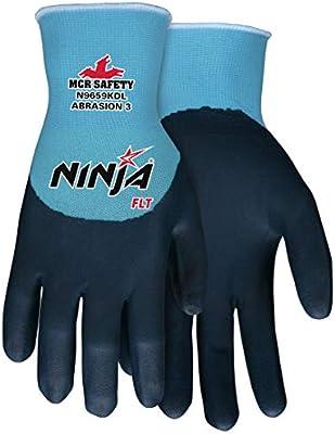 Ninja N9659KD FLT 15 Gauge Nylon Shell, Blue, Small ...