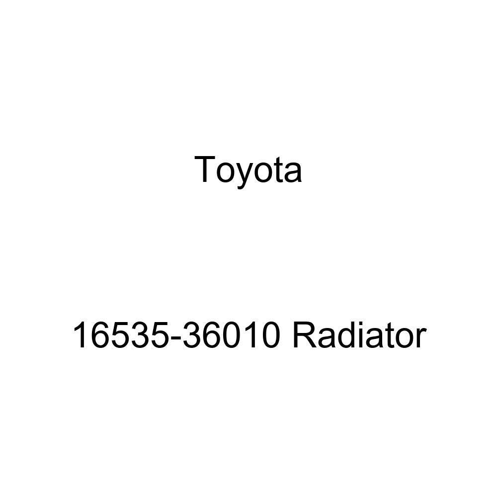 Toyota 16535-36010 Radiator