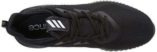 adidas Rendimiento Hombre alphabounce M–Zapatillas de running Black/White/Utility Black