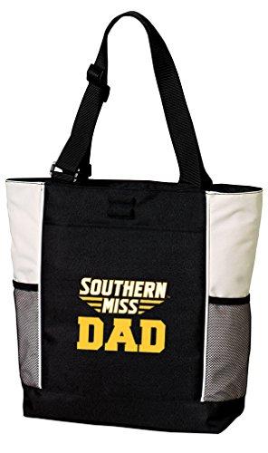 Southern Mississippi Pool - Broad Bay USM Dad Tote Bags Southern Miss Dad Totes Beach Pool Or Travel