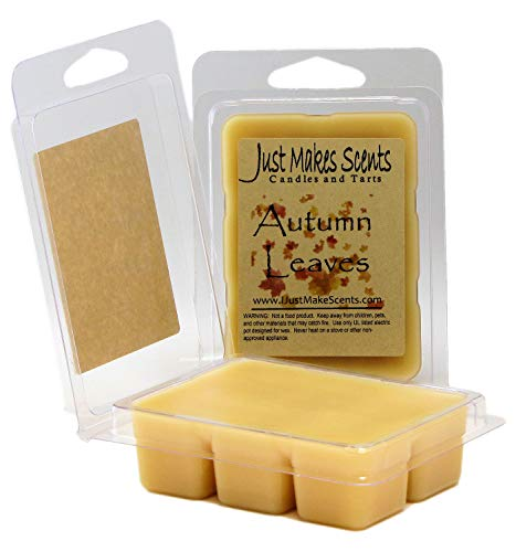 Just Makes Scents 2 Pack - Autumn Leaves Scented Soy Wax Melts