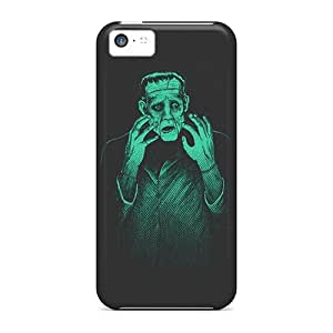 New Frankenstein Monster Holidays Tpu Skin Case Compatible With Iphone 5c