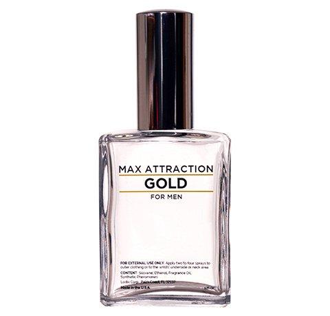 Max Attraction or - phéromones pour les hommes attirer les femmes - parfumées