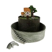 Sky Garden Flower Herb Cacti Sedum Succulent Pot Storage Box Container Garden Planter Bonsai Trough Box Plant Bed
