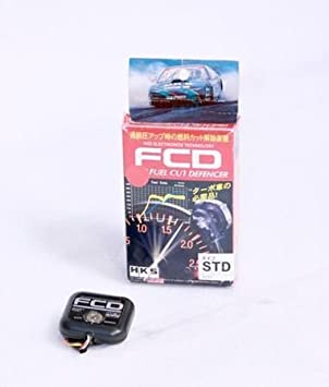 HKS fcd-100Â STD Fuel Cut defen cer RX7Â Impreza WRX STI GC8: Amazon.es: Coche y moto