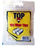 TOP FILTER TIPS 200 PIECE BAG KING SIZE- NEW