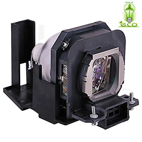 Angrox ET-LAX100 Replacement Projector Lamp Bulb for Panasonic Projector PT-AX200U PT-AX100 PT-AX100E PT-AX100U PT-AX200 PT-AX200E TH-AX100.