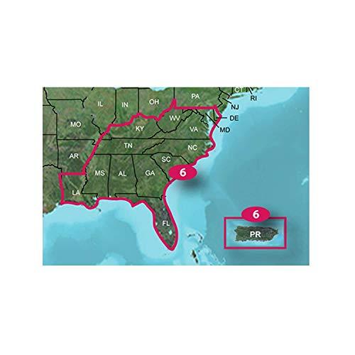 TOPO US 24K Southeast SD Card (Garmin Topo Map Card)