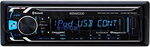 NEW Kenwood KMM-BT312U Bluetooth MP3 USB FM Car Stereo Media SiriusXM Receiver