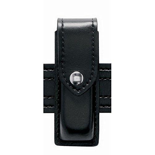 (Safariland 76 Single Handgun Magazine Pouch - STX Hi-Gloss Black, Ambidextrous)