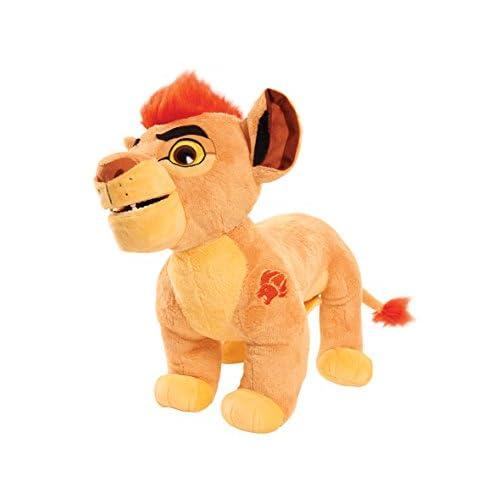 Just Play Lion Guard Leap N Roar Kion Feature Plush