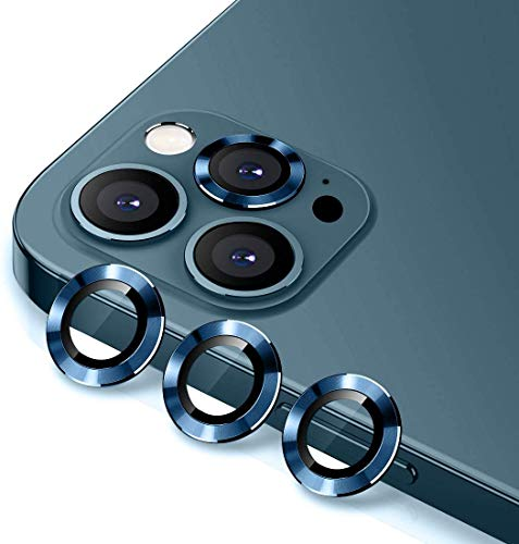 """RAYAAN™ Camera Lens Protector for iPhone 12 Pro Max (6.7"""")