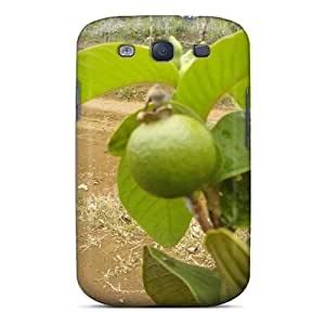 Durable Case For The Galaxy S3- Eco-friendly Retail Packaging(guava)