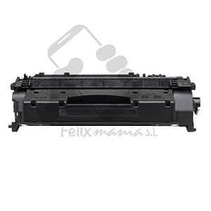 Toner Negro Compatible Para Hp LaserJet CE505X / 05X / Canon CRG 719H TO12 Envio 48/72H Felixmania®