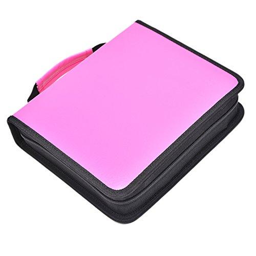 JINQD Home Amazon Großraum-Federmäppchen Quadrat Quadrat Quadrat Einfarbig 120 Farben PU-Federmäppchen Bleistift-Etui Schüler Schreibwaren (Farbe   braun) B07LCYBG83 | Bekannt für seine gute Qualität  553c41