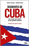Disidentes de Cuba, Carles Llorens, 8495400456
