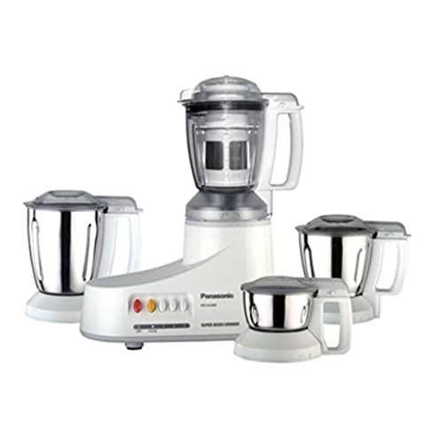 Panasonic MX-AC400 Super Mixer Grinder Mixer Grinders at amazon