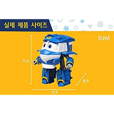 Robot Train Season 2 Korean Animation Transforming Robot 5