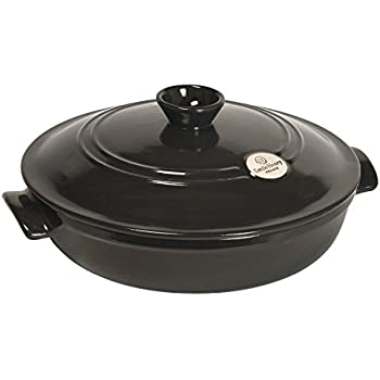 Amazon.com: Emile Henry Made In France Flame Braiser, 12\