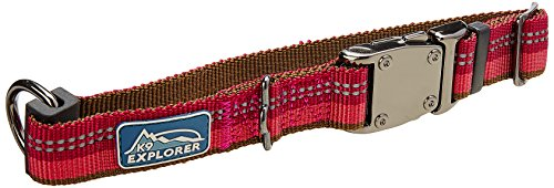 Coastal Pet Products DCP36922BRY K9 Explorer 1-Inch Dog Collar, Medium, ()