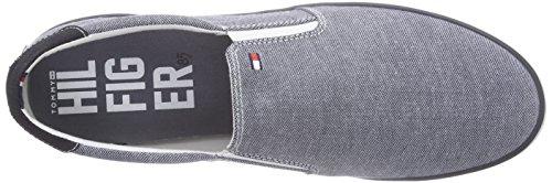 Tommy Hilfiger H2285Arlow 2E - Zapatillas para hombre Azul - Blau (CLOUD BLUE 450)