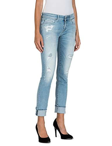 Jean Femme Blue Light 11 Bleu Slim Replay Rose 5axzUU