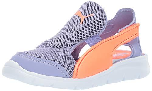 (PUMA Baby Bao 3 Open Sneaker Sweet Lavender-Fluo Peach 10 M US Toddler )