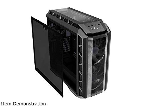 Cooler Master Accessory Dark Black Tinted Tempered Glass Side Panel for MasterCase and H500 Series