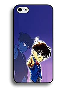 Cute Hard iPhone 6 Plus 5.5 Inch Case Detective Conan
