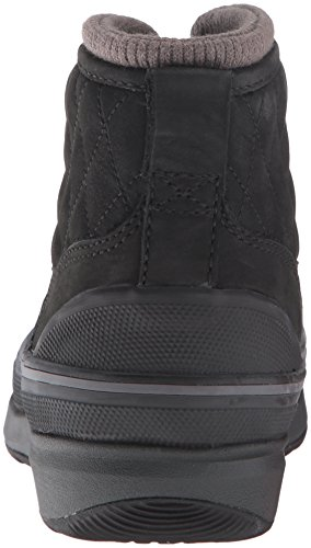 Women's Swale Boot Nubuck CLARKS Muckers Snow Black zpdzF
