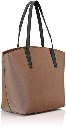 Bolsos Colores 1y090125 Varios Trussardi Shoppers Mujer Y black Jeans Hombro De 75b00008 bronze wvqq4X
