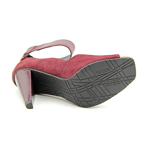 Kenneth Cole Reaction - Sandalias de vestir para mujer Pinot Noir