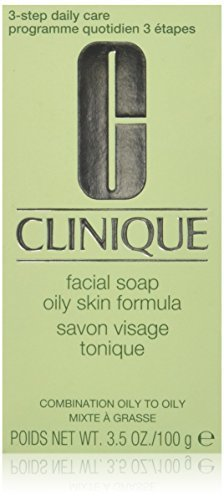 Clinique Facial Soap Refill, Oily Skin Formula, 3.5 Ounce Clinique Refill