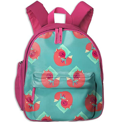 School Backpack Durable Daypack Sleeping Foxes Anti-Theft Bookbag- Back to School -
