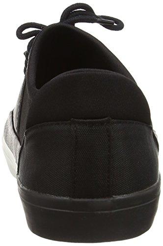 Menn Sort Skinn sort Haidia top Sneakers Aldo 97 Lav RvwBZqgg